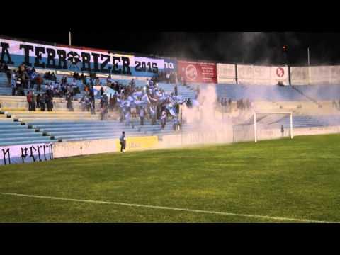 """""""H. TERRORIZER"""" Barra: La Terrorizer • Club: Tampico Madero"""