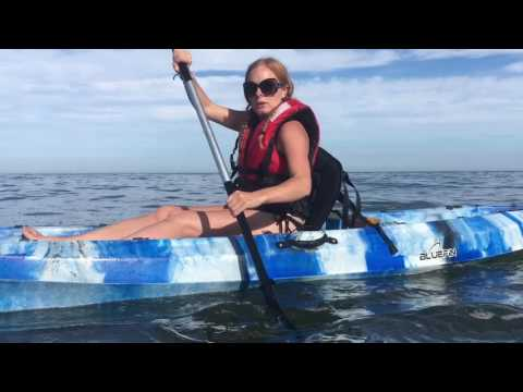THE BEST WAY TO SPEND THE WEEKEND – The Bluefin Tandem 2+1 Kayak REVIEW