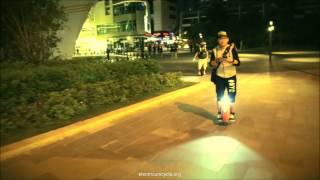 Video : China : Electric unicycle ride, ShenZhen 深圳