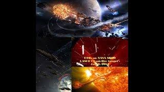El 9 de julio cerca del Sol hubo una pequeña Batalla Cósmica.