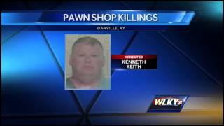 Suspect In Danville Triple Murder Appears In Court