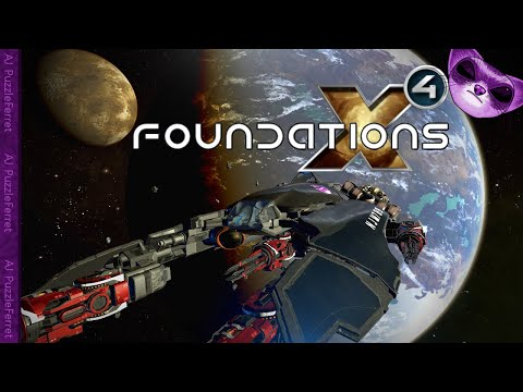 X4 Foundations Ep152 - New sector Frontier Edge!