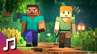♪ Tokyo Machine & Weird Genius - Last Summer (feat. Lights) (Minecraft Animation) [Music Video]