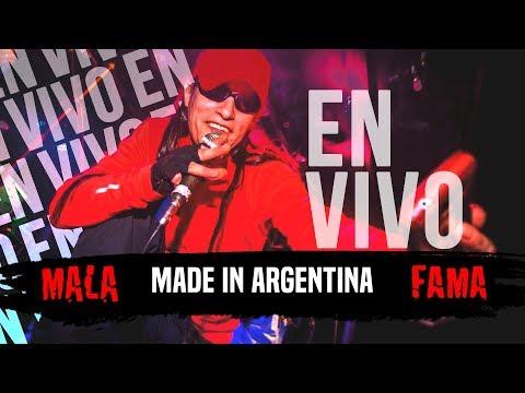 Hecho En Argentina (En vivo)
