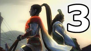 Dynasty Warriors 6 Zhou Yu Walkthrough Part 3 - No Commentary Playthrough (PS3)