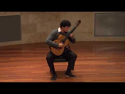 This is a video from my Post Graduate Recital at the SF Conservatory.