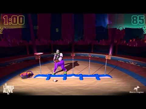 A Goofy Circus Video Game Is Helping Stroke Victims Recover