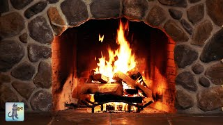Super Relaxing Fireplace Sounds 🔥 Cozy Crackling Fire 🔥 (NO MUSIC)