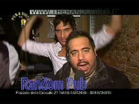 Video serata discoteca roma : The Random Pub
