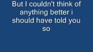 Westlife   Open Your Heart Lyrics