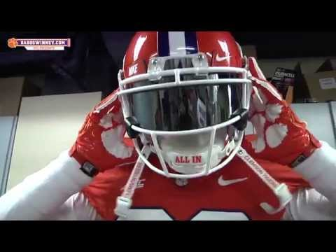 Clemson Football || The Quarterback Mannequin Prank