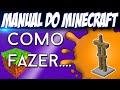 Como Fazer Suporte de Armadura no Minecraft | Manual do Minecraft