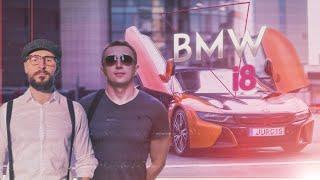 BMW i8 // AUTOMOBILIS LENKIANTIS LAIKĄ // REAL TEST DRIVE
