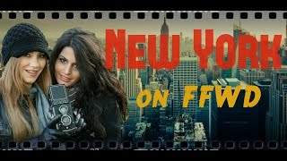 New York as you never seen it - City on fast forward - Travel documentary