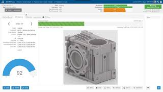 IIoT Production Monitoring & Analytics