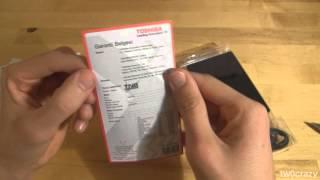 Toshiba STOR.E SLIM | Externe Festplatte | Unboxing/Review German/Deutsch HD