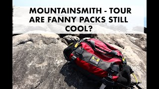 Mountainsmith Tour Review - Best Lumbar Pack Ever?