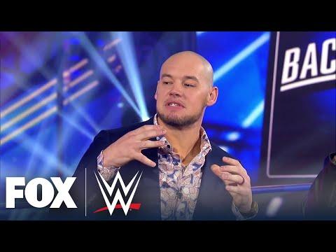 King Corbin joins WWE Backstage to break down the villain role   WWE BACKSTAGE   WWE ON FOX