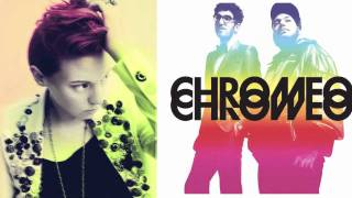 "Chromeo's ""Hot Mess"" (ft. Elly Jackson of La Roux)"