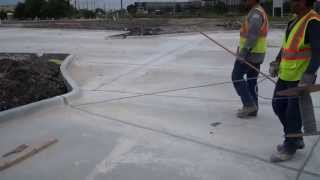 Texas Concrete Sealing - Control & Expansion Joint Sealing