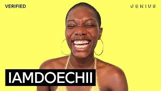 "Iamdoechii ""Yucky Blucky Fruitcake"" Official Lyrics & Meaning | Verified"