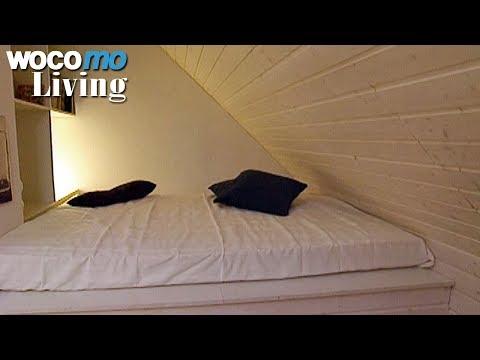 Schlafzimmer mit Dachschräge gestalten - Tapetenwechsel (BR) | Staffel 3 - Folge 7