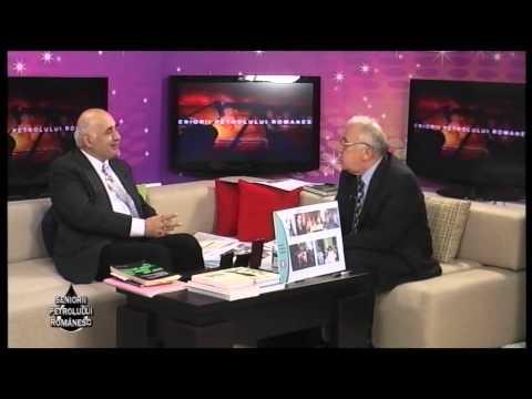 Emisiunea Seniorii Petrolului Românesc – Gheorghe Calcan – 14 martie 2015