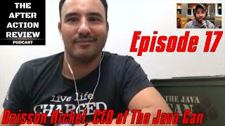 Episode 17 - Daisson Hickel, CEO of The Java Can