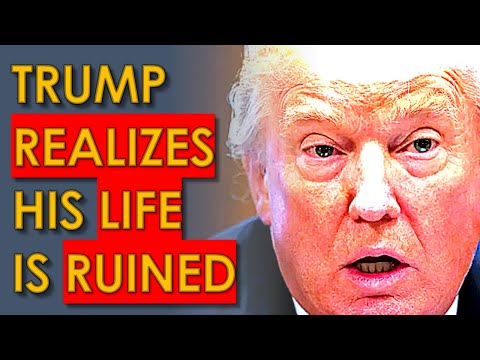 Trump FINALLY Realizes his Company and Life are RUINED