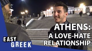 What Greeks Love & Hate About Athens | Easy Greek 19