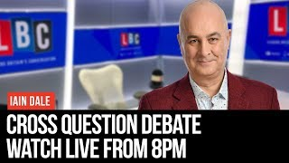Cross Question with Iain Dale: 18 September 2019