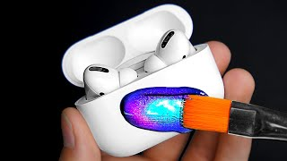 Customizing 100 Airpods Pro, Then Giving Them To People!!📱🎧 (Giveaway) | ZHC