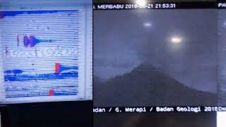 Erupsi Susulan Gunung Merapi Terjadi Pukul 01.47 WIB: Berdurasi 3 Menit, Tinggi Kolom Asap 3500m