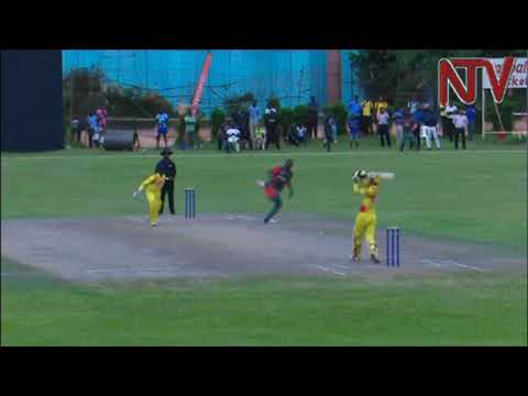 Uganda's chances at ICC Africa Men's T20 World Cup hang in balance after suffering a second loss