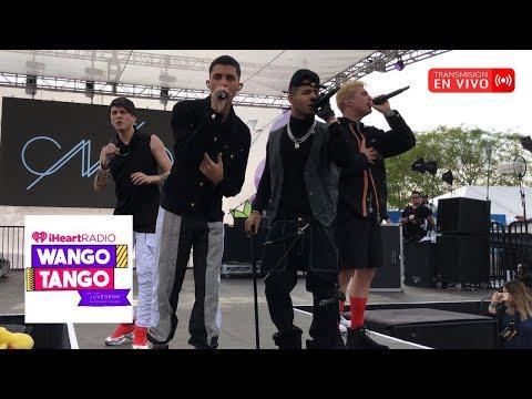 [CONCERT OF CNCO] 🔴LIVE Wango Tango Village: Bonita, Pretend, Hey Dj, Tan Fácil y más...