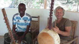 Learn to play Kora - General Information Film.