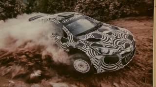 Hyundai WRC Hospitality Unit - Entrevista a Chris Atkinson