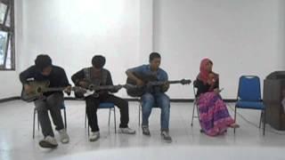 Video Cover Lagu Insya Allah Maher Zain Ft Fadly (homeband UNIPA-HBH'13)