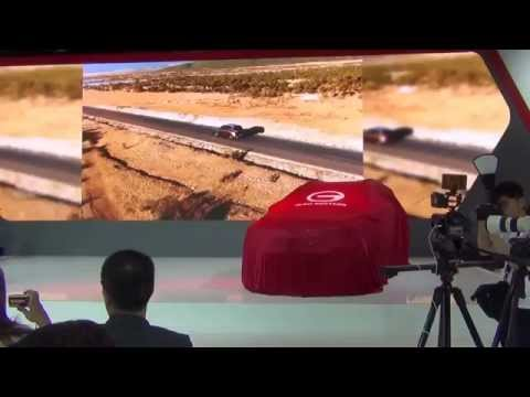 GAC - Dubai International Motor Show 2015