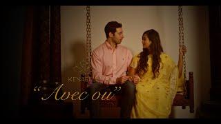 Kénaelle   AVEC OU (Official Video)