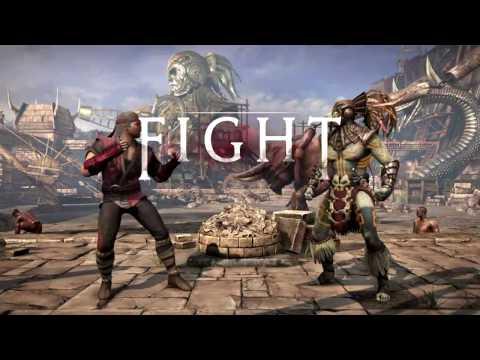 Mortal Kombat XL (Xbox One) Klassic Tower as Liu Kang