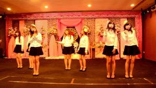 CherryBelle - I'll Be There For You Live @ The Dragon Star Resto Surabaya