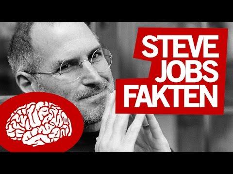 12 FAKTEN ÜBER STEVE JOBS