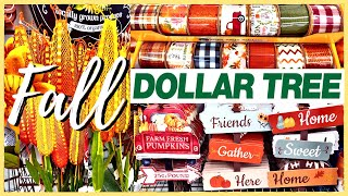 DOLLAR TREE SHOP WITH ME FALL 2020