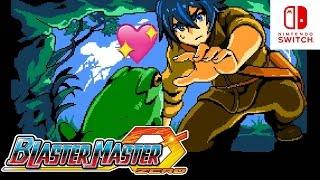 Blaster Master Zero (Nintendo Switch) Mike & Ryan