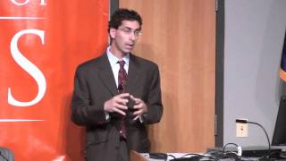 Oil in Troubled Waters: David Adelman - Legal Liability Issues
