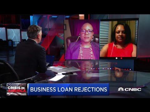 , title : 'Black-owned companies struggle to get business loans