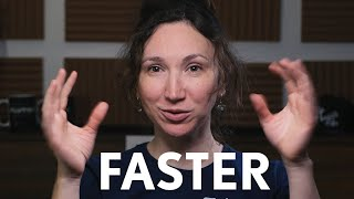 How to Play Faster on Flute