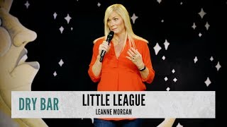 Little League and SpongeBob, Leanne Morgan