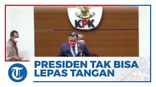 Presiden Dianggap Tak Boleh Lepas Tangan terkait Dipecatnya Pegawai KPK yang Tak Lolos TWK